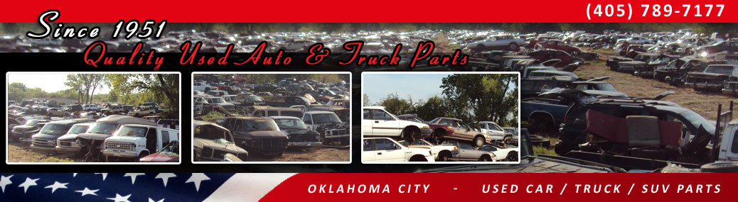Local Salvage OKC | Auto & Truck Salvage Yard | Engines ...