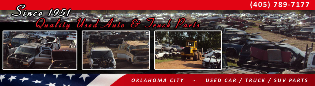 Local Salvage Okc Auto Truck Salvage Yard Engines Car Parts