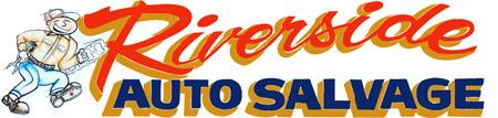 Riverside Auto & Truck Salvage Logo